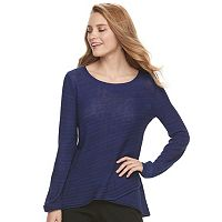Women's Apt. 9® Wrap Hem Sweater