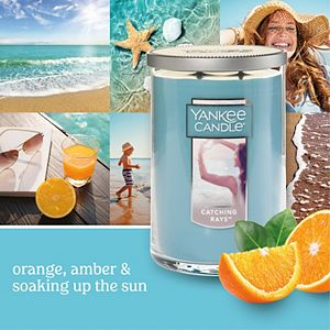 Yankee Candle Catching Rays Tall 22-oz. Large Candle Jar
