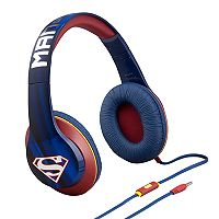DC Comics Superman Headphones by iHome