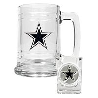 Dallas Cowboys 2-pc. Mug Set