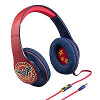DC Comics Wonder Woman Headphones by iHome
