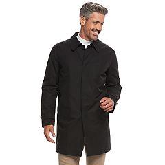 Men's Chaps Classic-Fit Rain Coat