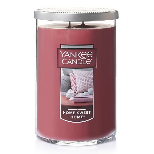 Yankee Candle Home Sweet Home Tall 22-oz. Large Candle Jar
