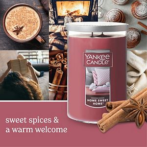 Yankee Candle Home Sweet Home Tall 22-oz. Large Candle Jar