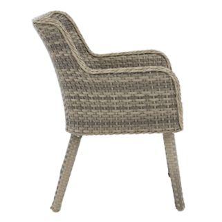 Madison Park Dana Patio Arm Chair 2-piece Set