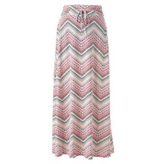 Women's Studio 253 Print Maxi Skirt