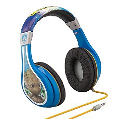 Marvel Guardians of the Galaxy Groot Youth Headphones by eKids