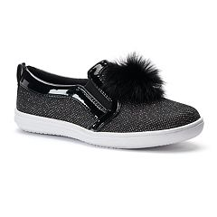 Rachel Shoes Lil Jolene Toddler Girl's Slip-On Shoes