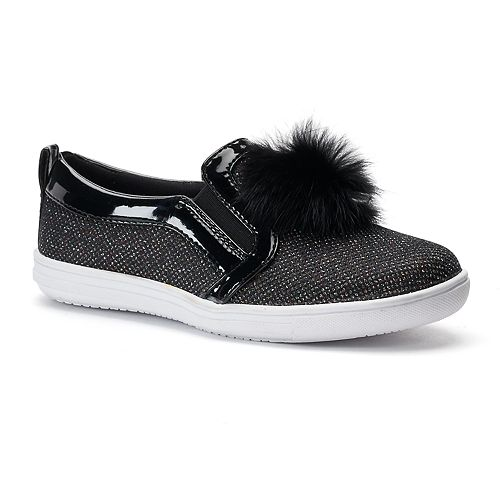 Rachel Shoes Lil Jolene Toddler Girl's Slip-On Shoes