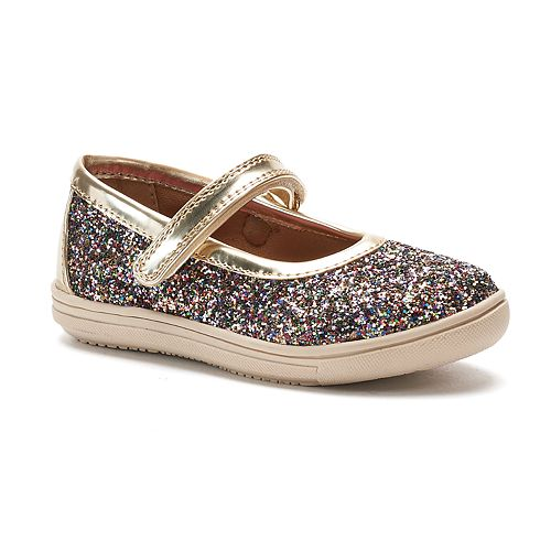 Rachel Shoes Lil Aries Toddler Girl's Mary Jane Shoes