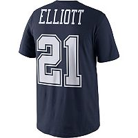 Boys 8-20 Nike Dallas Cowboys Ezekiel Elliott Name & Number Tee