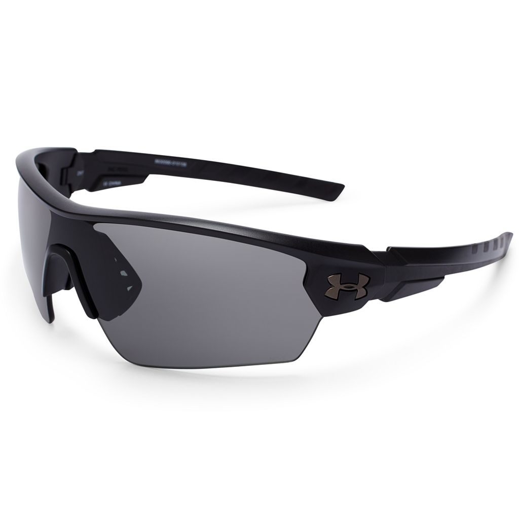 Men's Under Armour Rival Storm Polarized Semirimless Sunglasses