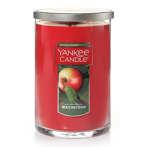 Yankee Candle Macintosh Tall 22-oz. Large Candle Jar