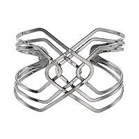 Mudd® Crisscross Cuff Bracelet