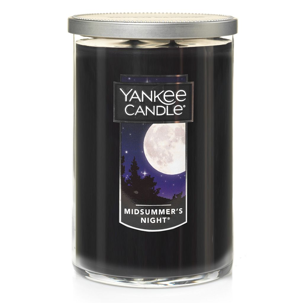 Yankee Candle Midsummer's Night Tall 22-oz. Candle Jar