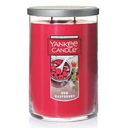 Yankee Candle Red Raspberry Tall 22-oz. Candle Jar