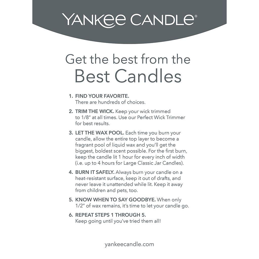 Yankee Candle Red Raspberry Tall 22-oz. Candle Jar