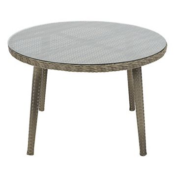Madison Park Dana Round Patio Dining Table