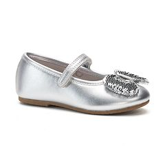 Rachel Shoes Lil Gabriella Toddler Girls' Dress Flats