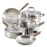 Anolon Advanced Tri-Ply 10-pc. Cookware Set