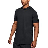 Men's Under Armour Baseline Short Sleeve Hoodie