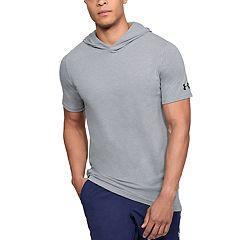 Men's Under Armour Baseline Short Sleeve Hoodie