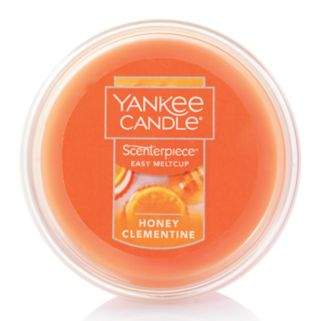 Yankee Candle Honey Clementine Scenterpiece Wax Melt Cup