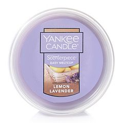 Yankee Candle Lemon Lavender Scenterpiece Wax Melt Cup