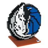Forever Collectibles Dallas Mavericks BRXLZ 3D Logo Puzzle Set