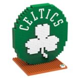 Forever Collectibles Boston Celtics BRXLZ 3D Logo Puzzle Set