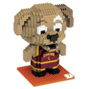 Forever Collectibles Cleveland Cavaliers BRXLZ 3D Mascot Puzzle Set