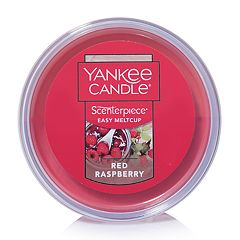 Yankee Candle Red Raspberry Scenterpiece Wax Melt Cup