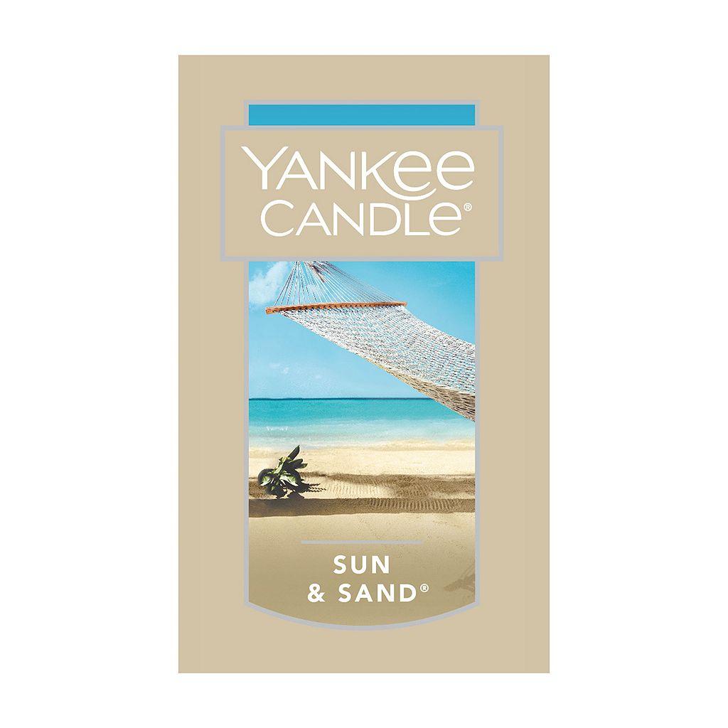 Yankee Candle Sun & Sand Scenterpiece Wax Melt Cup