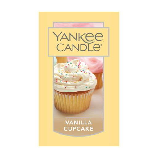 Yankee Candle Vanilla Cupcake Scenterpiece Wax Melt Cup