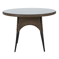 Madison Park Davis Round Patio Dining Table