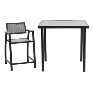 Madison Park Lester Counter Height Patio Table