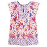 Girls 4-12 OshKosh B'gosh® Floral Tunic