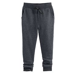 Toddler Girl Jumping Beans® Lurex-Trim Jogger Pants