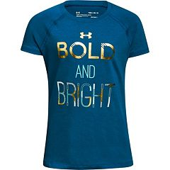 Girls 7-16 Under Armour 'Bold and Bright' Foil Print Tee