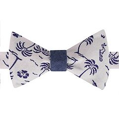 Men's Bow Tie Tuesday Hawaiian Self-Tie Bow Tie