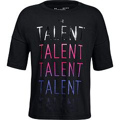 Girls 7-16 Under Armour Multi-Talent Tee