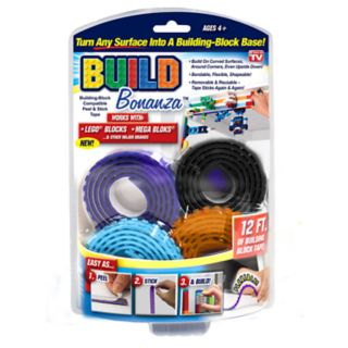 Build Bonzana Peel & Stick Block Tape Mix 2