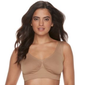 Lunaire Bras: Seamless Leisure Low-Impact Sports Bra 2302K