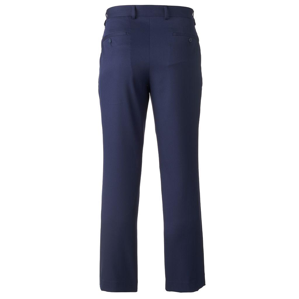 Big & Tall Apt. 9® Slim-Fit Essential Dress Pants