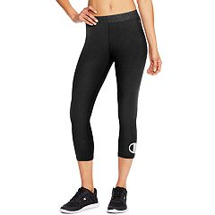 Women's Champion Everday Graphic Capri Leggings
