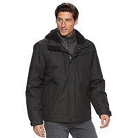 Men's ZeroXposur Fuel System 3-in-1 Systems Hooded Jacket