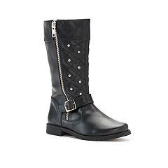 Rachel Shoes Lil Eastport Toddler Girls' Tall Riding Boots