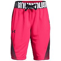 Girls 7-16 Under Armour Fade Away Shorts