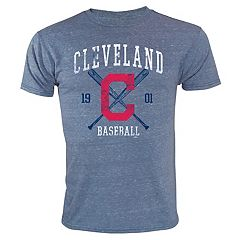 Boys 8-20 Cleveland Indians Stitches Printed Tee