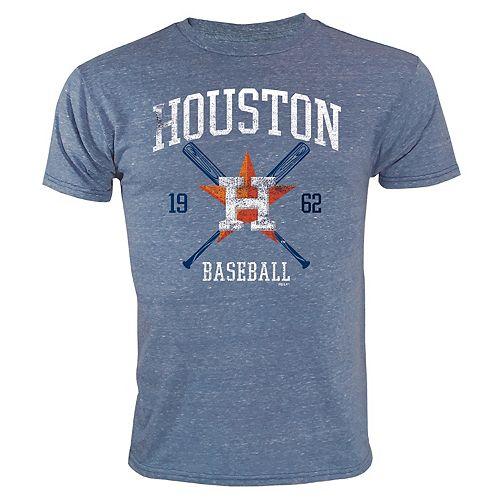 Boys 8-20 Houston Astros Stitches Printed Tee